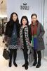 Vivian Lau, Susan Chan and Iris Chow