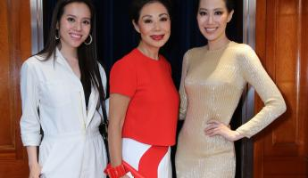 Jessica Jann, Bonnae Gokson and Cissy Wang
