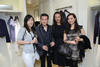 Chris Cheng, Anson Chan, Christina Lau and Evelyn Leung