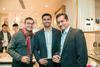 Rajesh Mulchand, Rohan Mathur and Jacky Khem