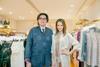 Wayne Cheung and Anastasiya Parfyonova