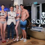 Model-s-showcasing-the-latest-wares-at-Corum-s-private-dinner