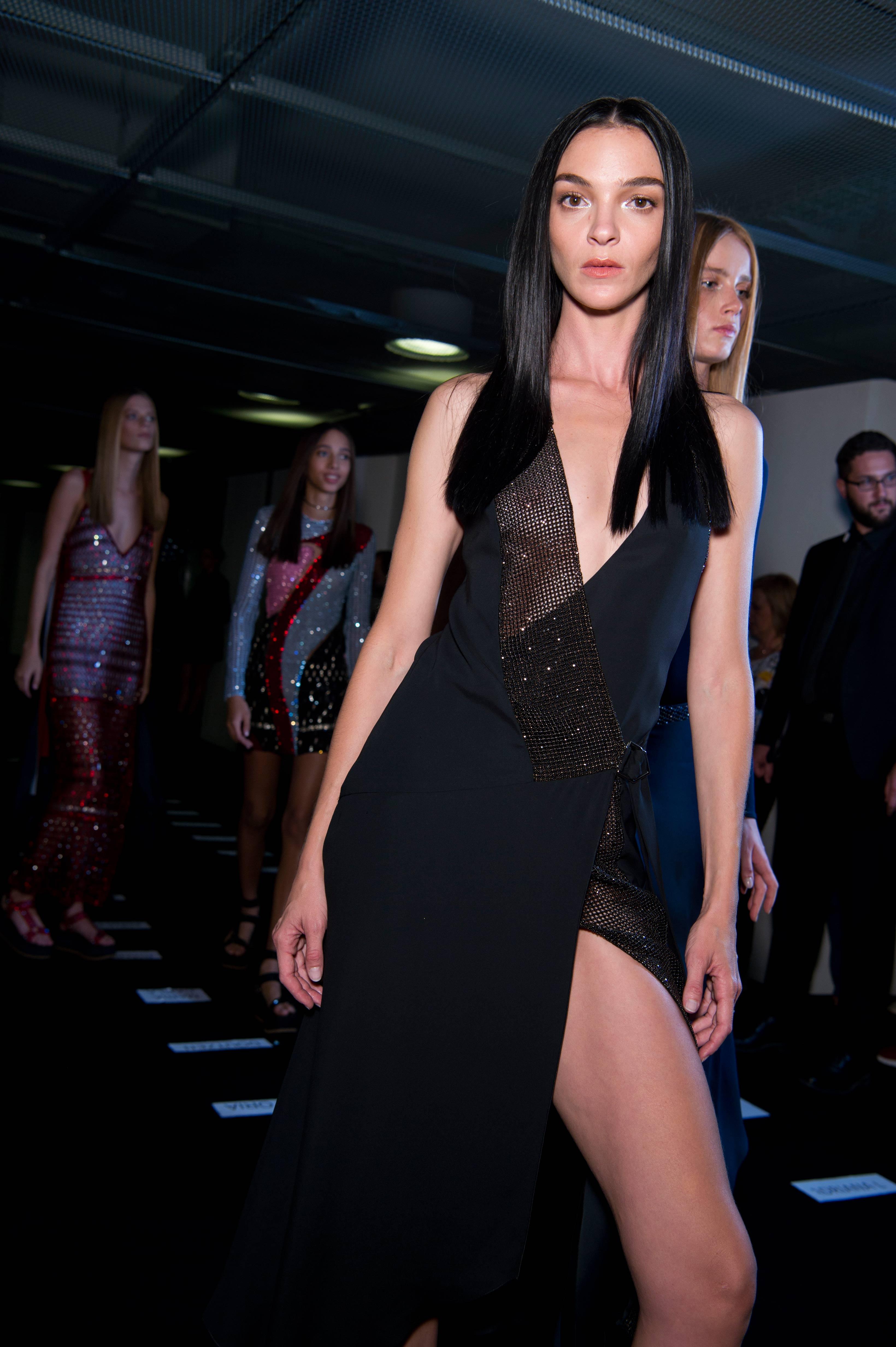 Versace spring 2017