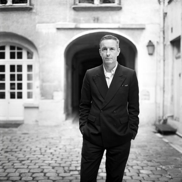 Dries Van Noten. Portrait: John Dolan
