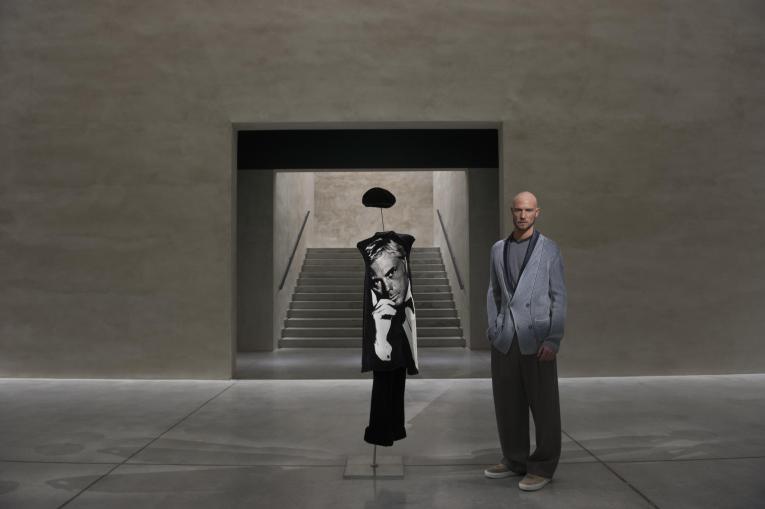 Milan museum space