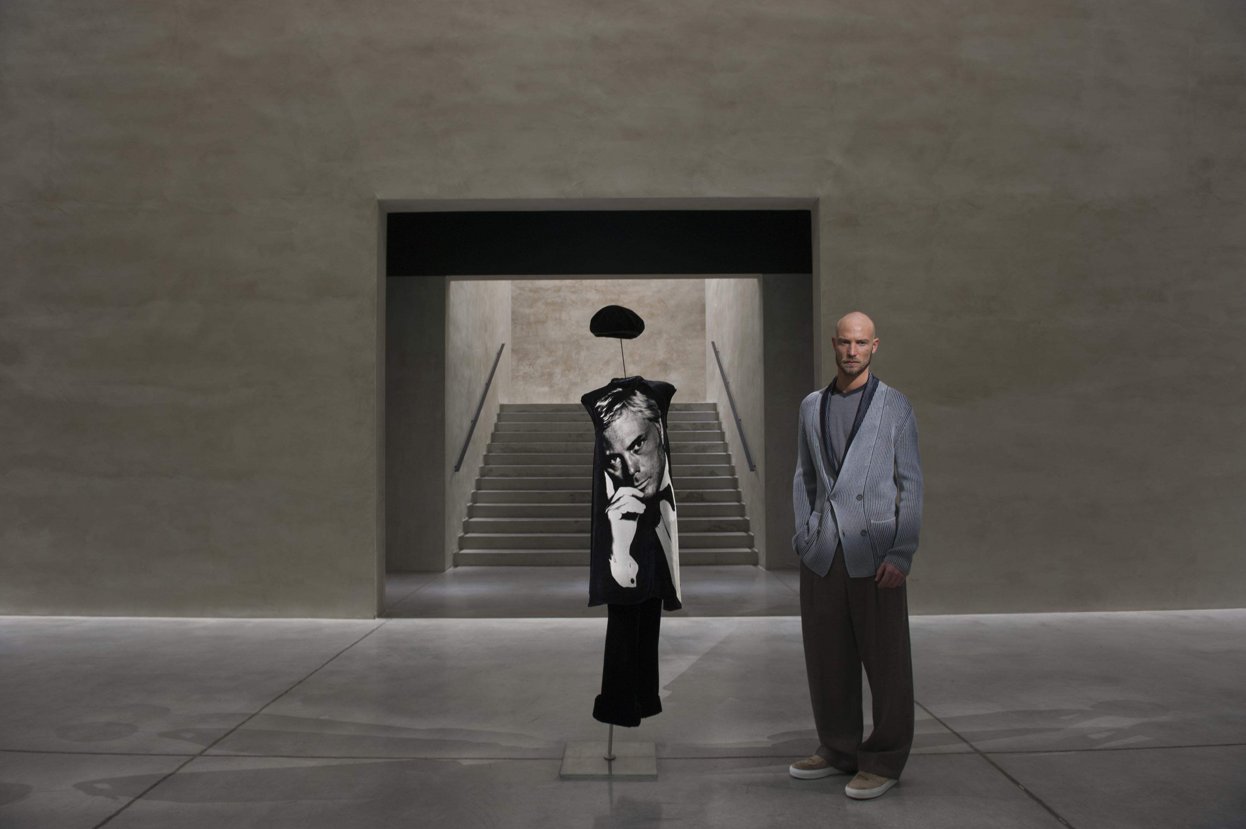 Forty Years of Armani