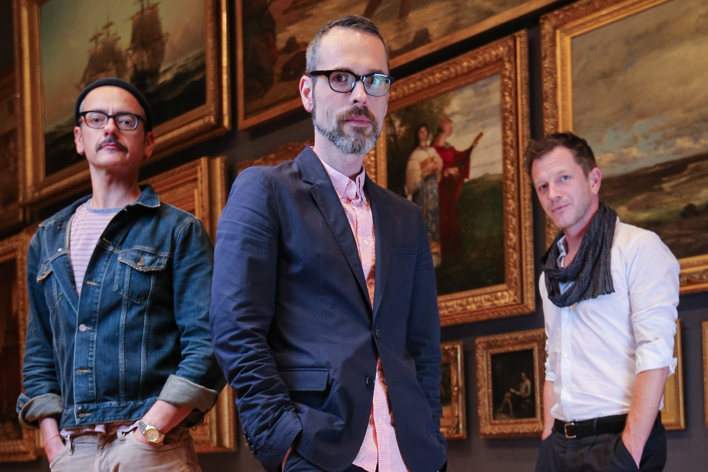 Viktor & Rolf's exhibition opens in Melbourne