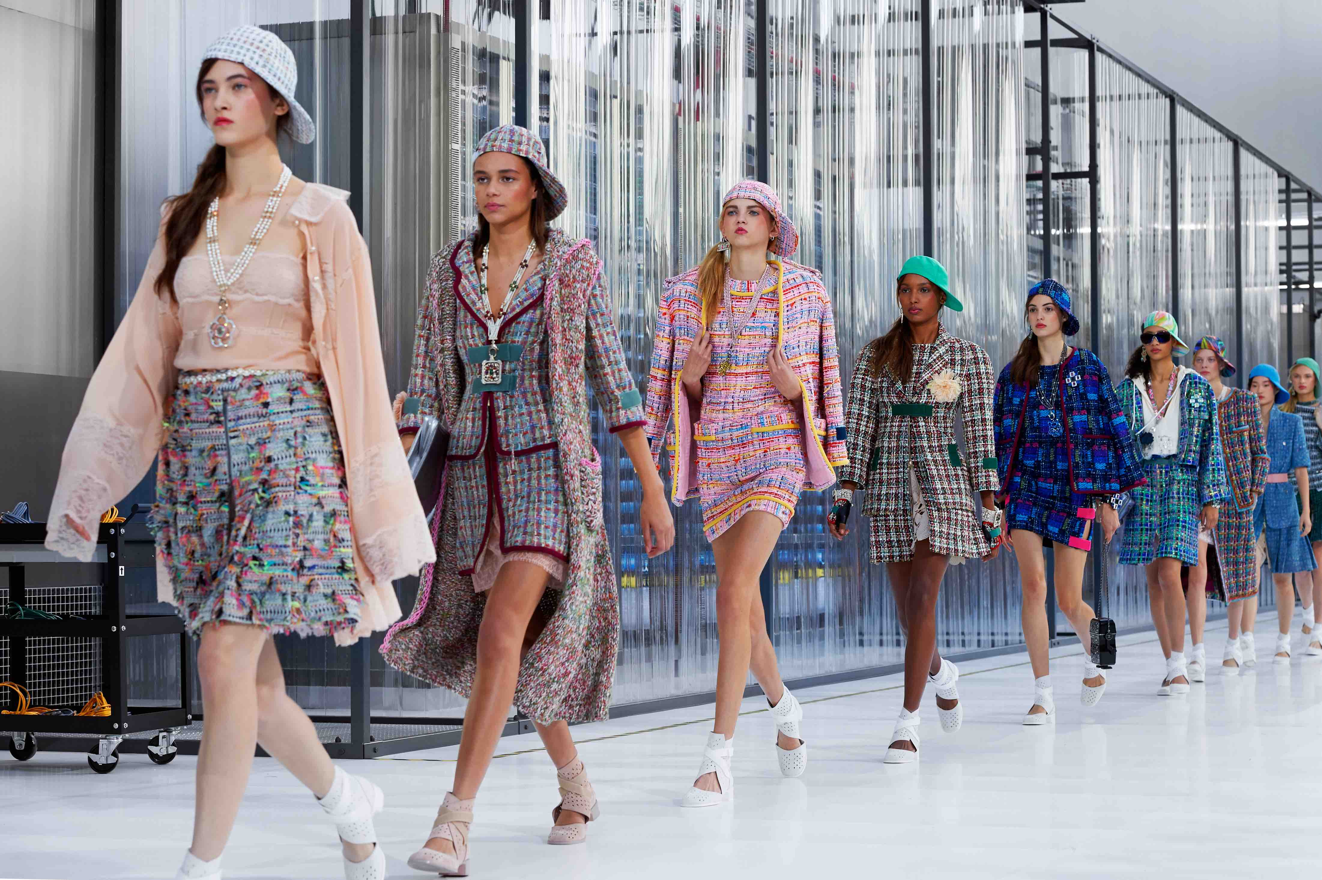 Chanel 39 S Spring Summer 2017 Collection