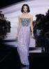 A look from Armani Prive's Spring 2016 couture collection