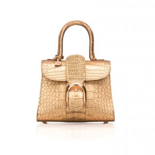 Brillant-Mini-Alligator-Feuille-d-Or-from-Delvaux