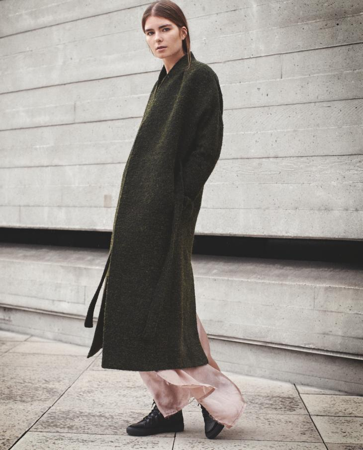 A look from Damir Doma's collection for Farfetch.com