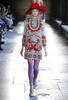 A look from Gucci's Cruise 2017 collection