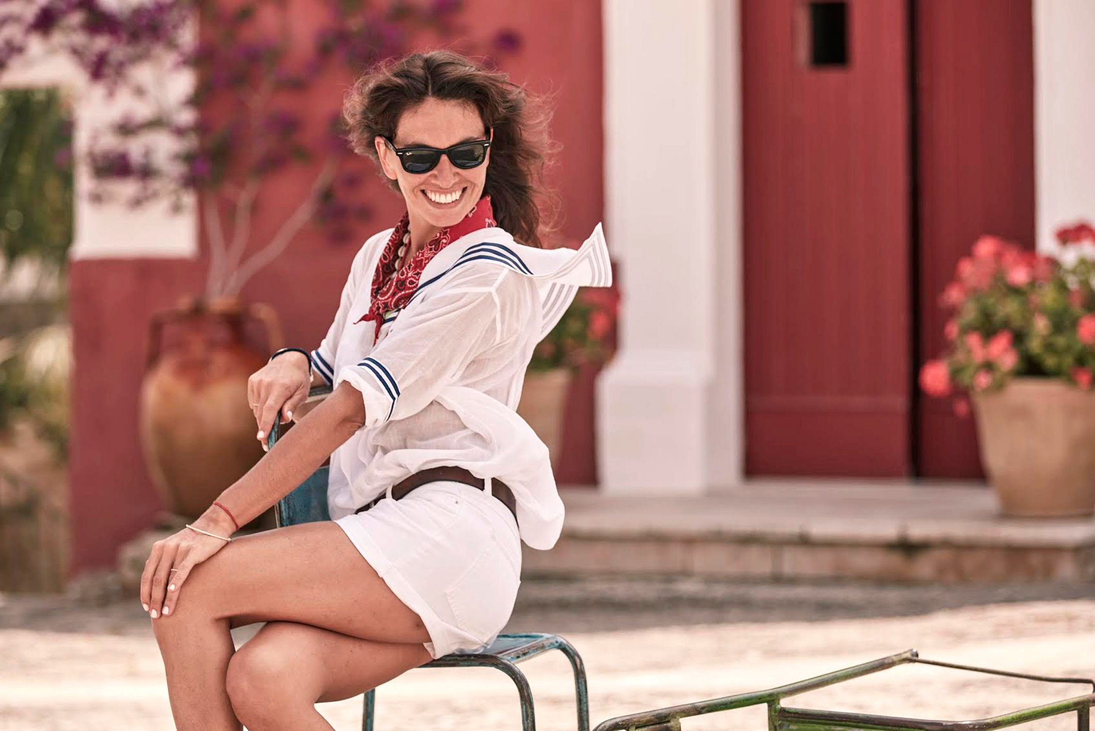 Jet setting with Viviana Volpicella