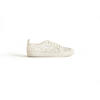 A sneaker from the Ralph Lauren Cut Lace capsule collection