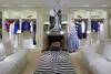 Ralph Lauren womenswear on show at the Ralph Lauren flagship store in Landmark Prince's