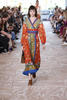 A look from Tory Burch's spring/summer 2017 collection