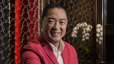 Dennis Chan. Portrait: Jason To