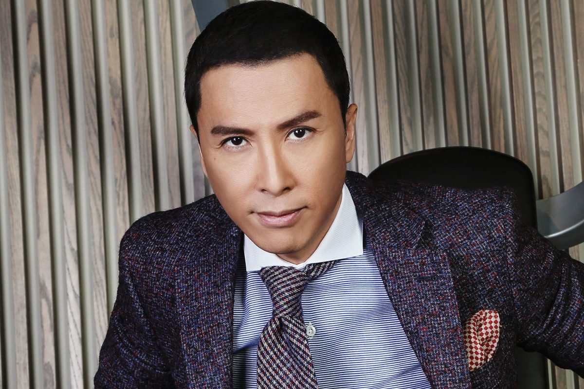 Cover Story: Donnie Yen