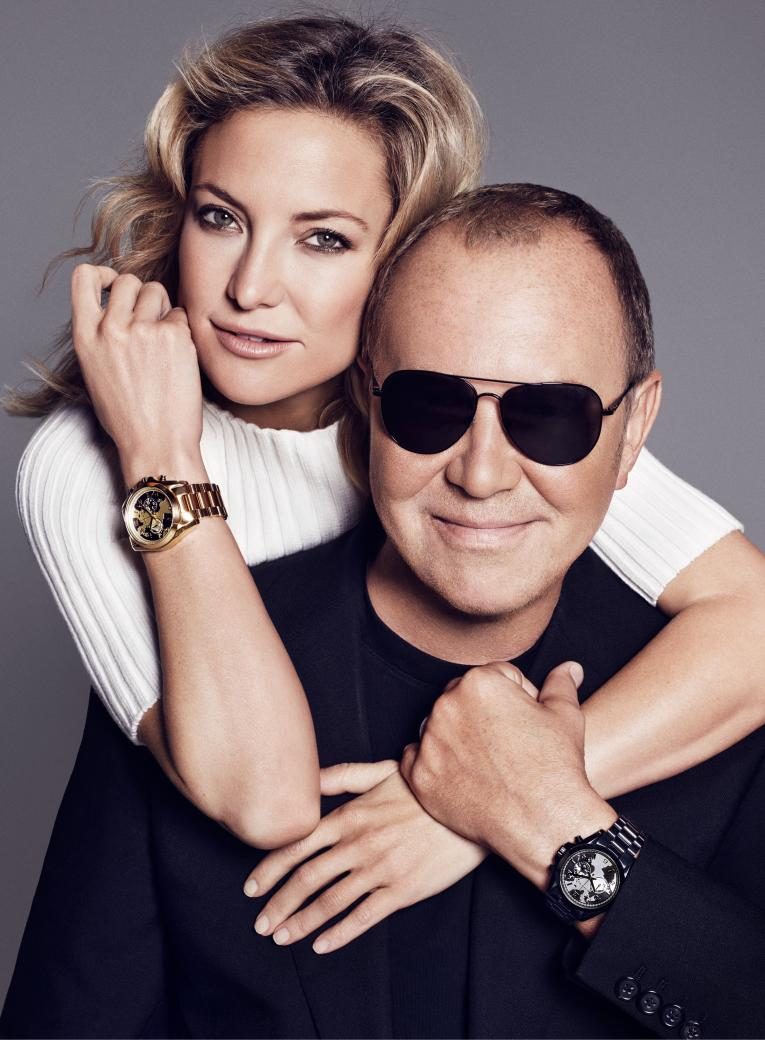 Kate Hudson with Michael Kors