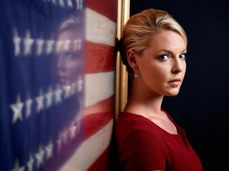 Katherine Heigl. Photo: NBC