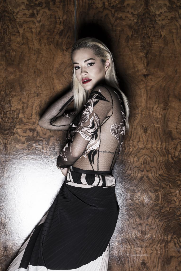 Rita Ora photographed in Hong Kong by Until Chan