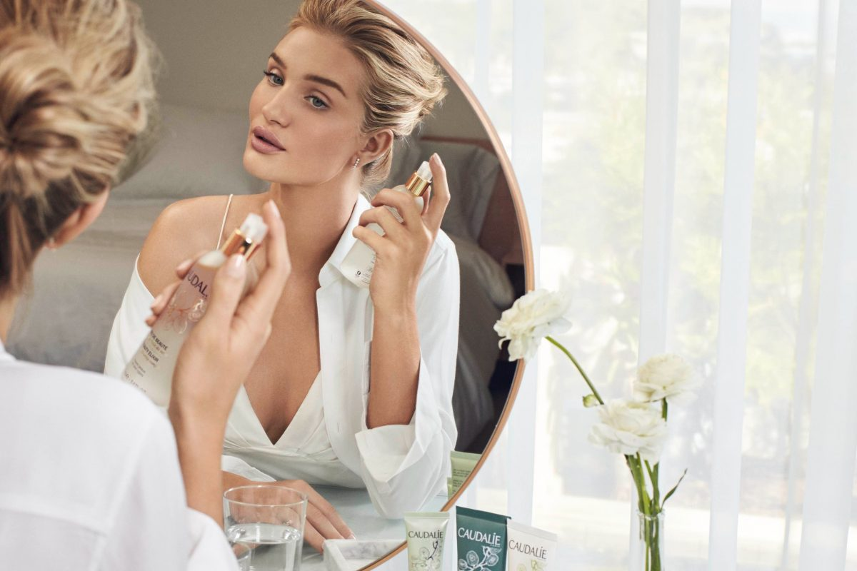 Rosie Huntington-Whiteley's Beauty & Fitness Regime