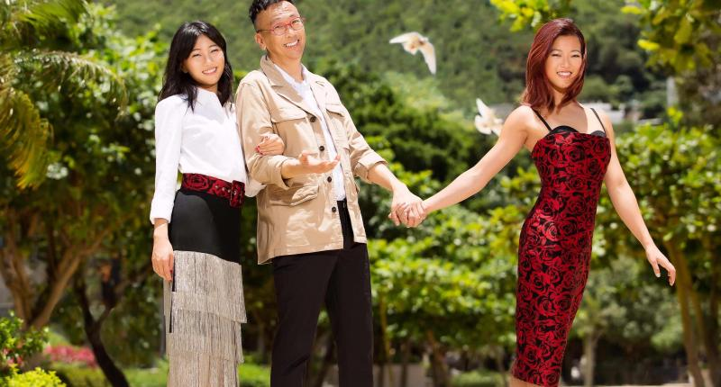 Zaneta Cheng, Lawrence Cheng, Amanda Cheng