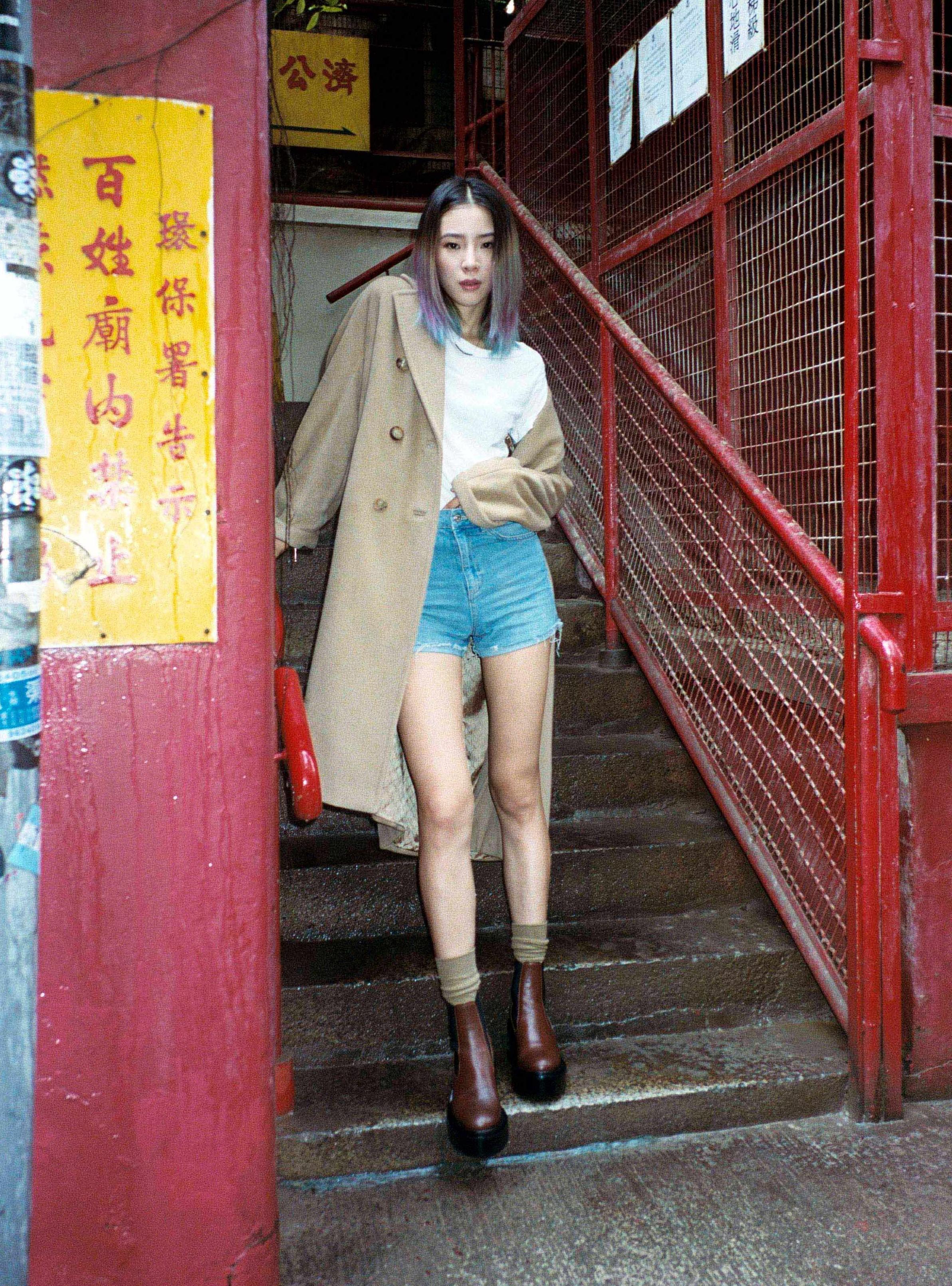 Irene Kim talks culture shock and fashion faux pas ...