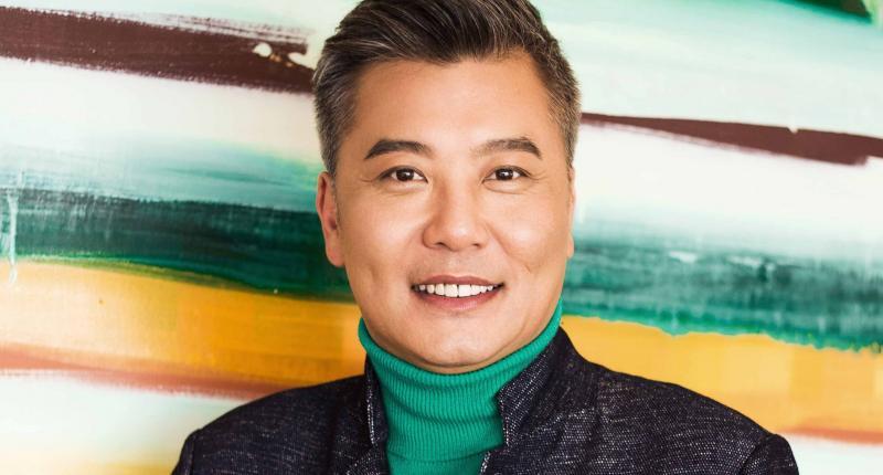 Peter Cheung. Portrait: Dino Busch