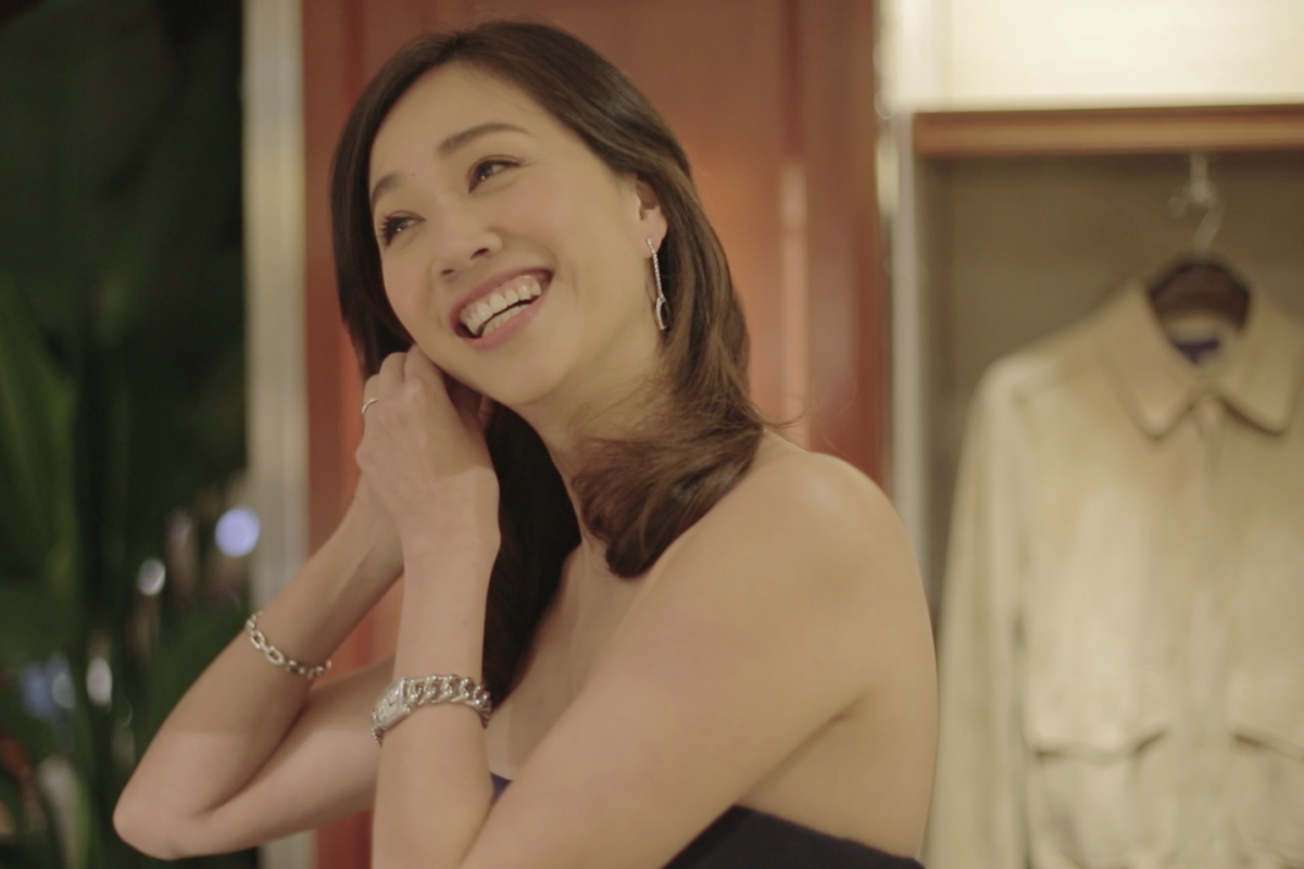 Style Star: Angie Ting