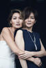 Helen Ma and Rosamund Kwan wearing jewellery by Hearts On Fire
