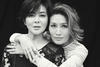 Rosamund Kwan and Helen Ma wearing jewellery by Hearts On Fire