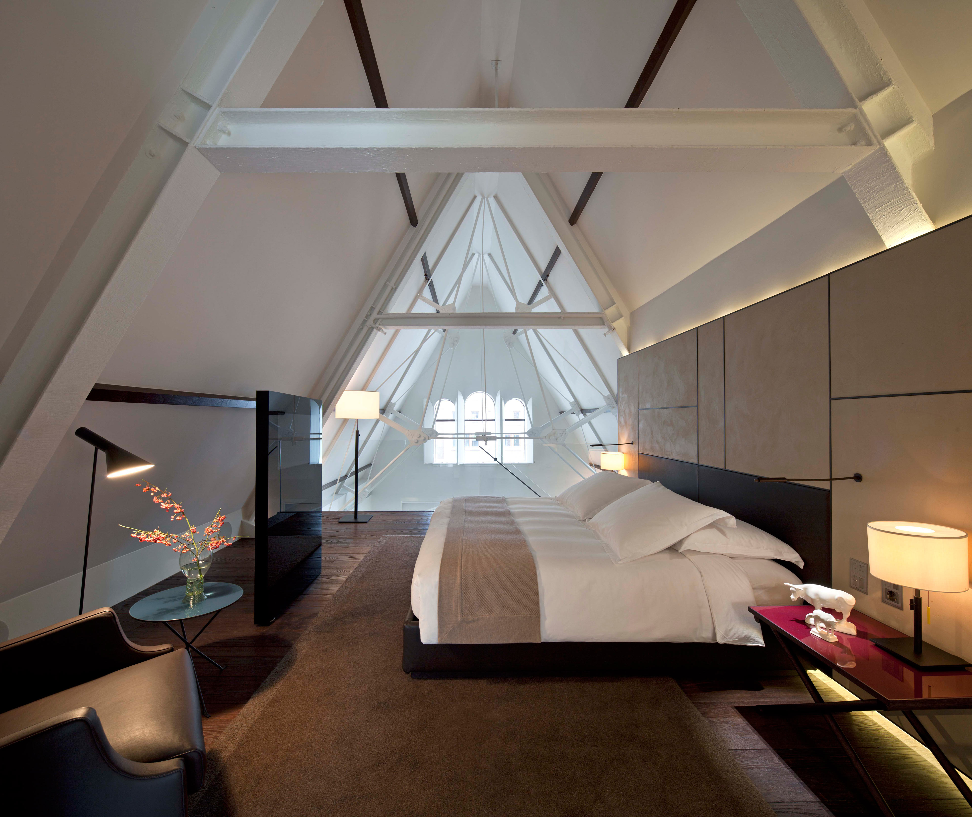 The I Heart Amsterdam suite at The Conservatorium Hotel