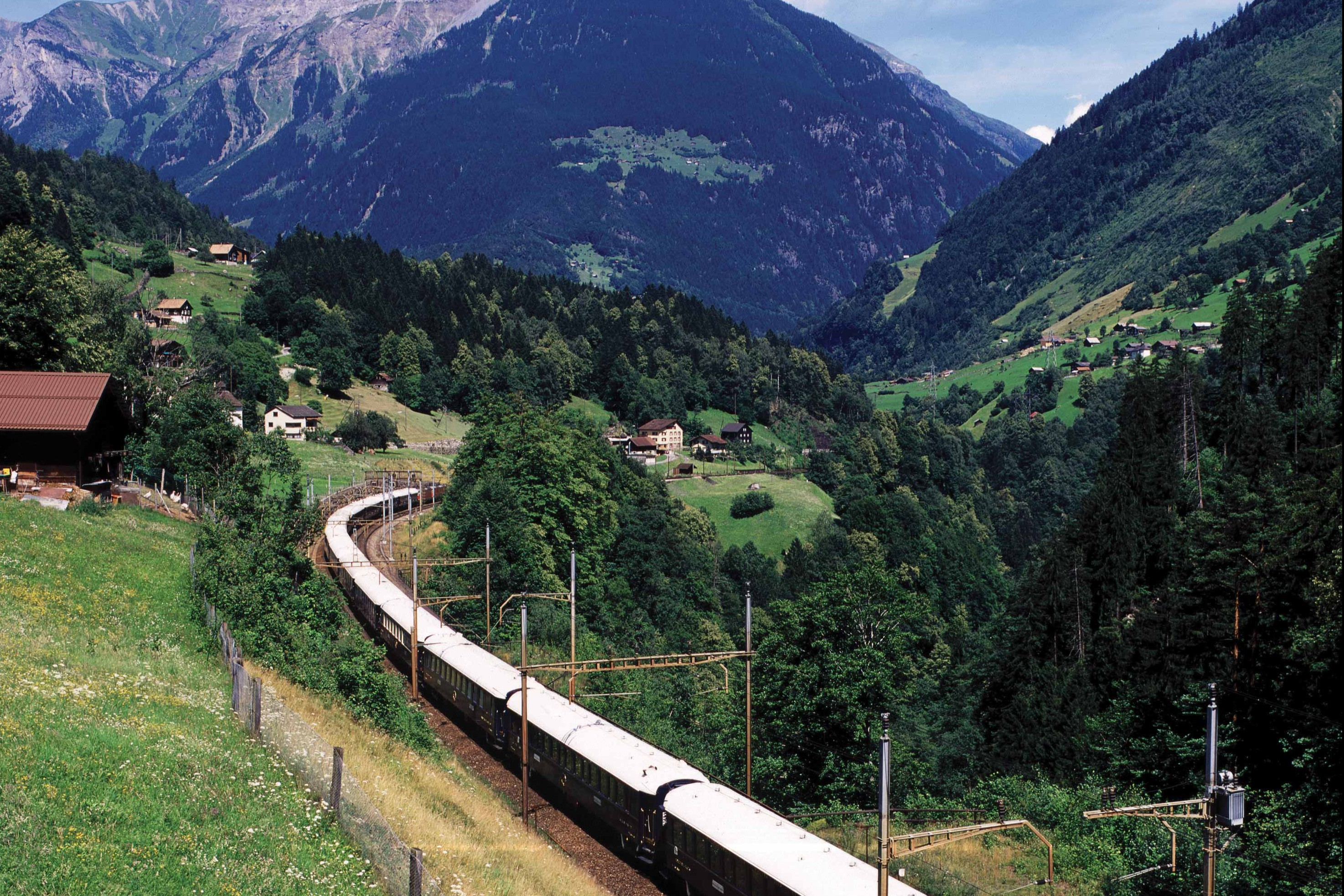 All Aboard the Venice Simplon-Orient-Express
