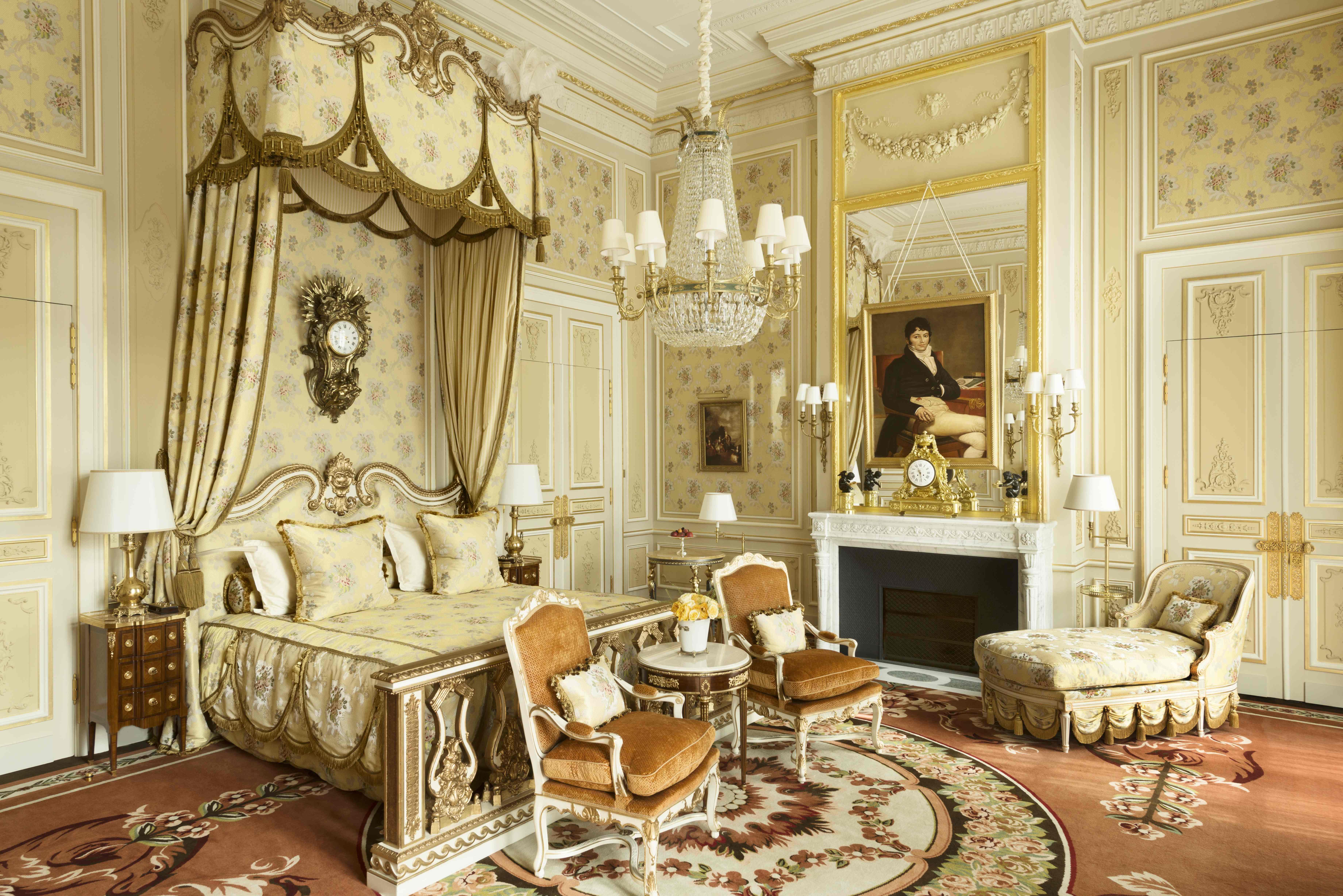 Life inside the Ritz Paris