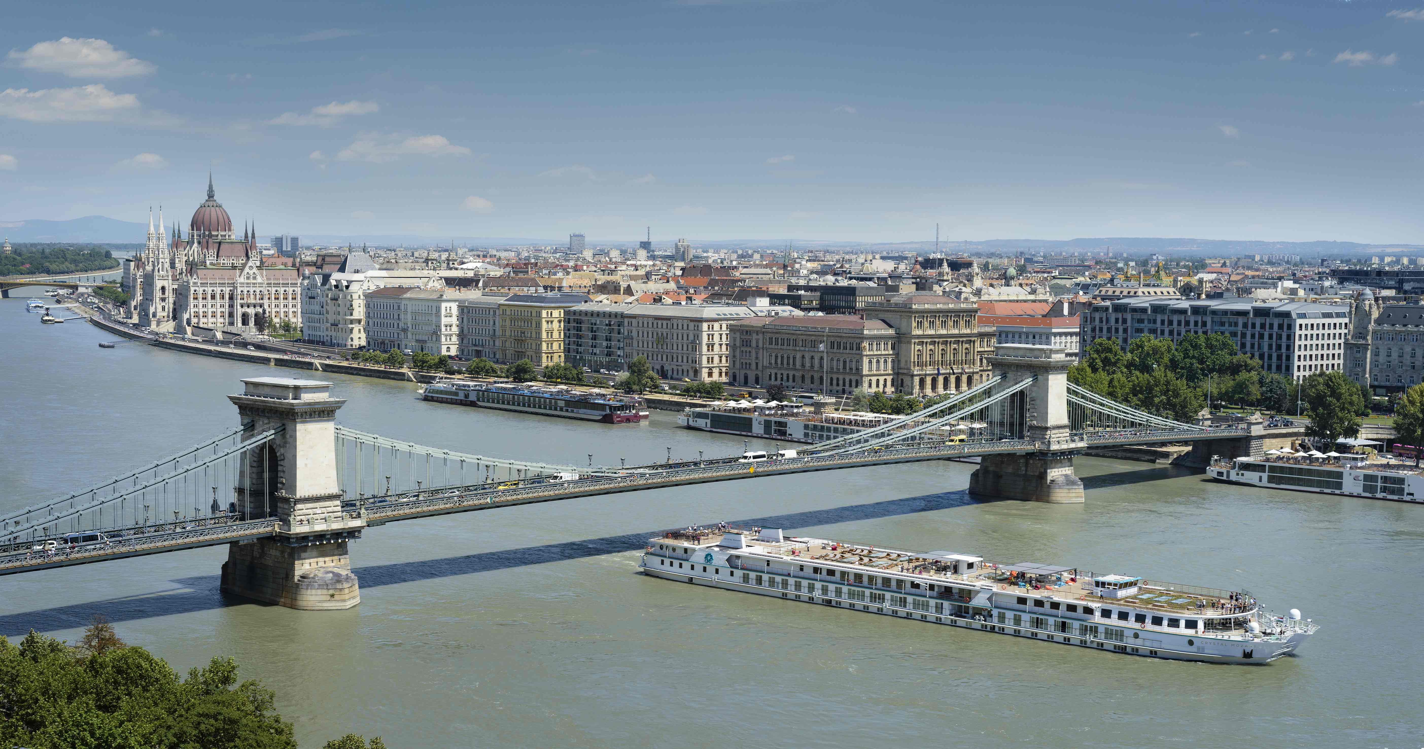 Miramar Express Presents: Crystal Cruises voyages on the River Danube