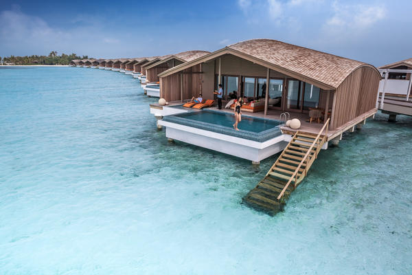 Finolhu Villas, The Maldives