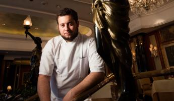 Chef Ricardo Chaneton of Restaurant Petrus
