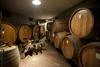 The cellars at the Viberti Giovanni Winery