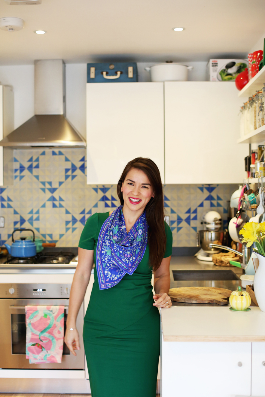 Rachel Khoo. Photo: Lara Messer