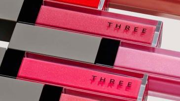Three Shimmering Lip Jam