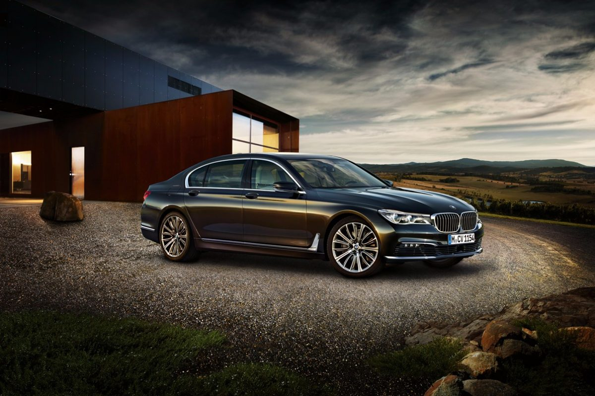 10 Key Features in the All-New BMW Series 7