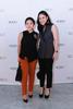 Eunice Salim and Nadia Sukirno