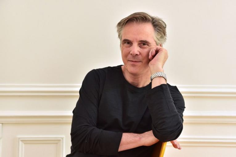 Olivier Lapidus, Lanvin's new Creative Director