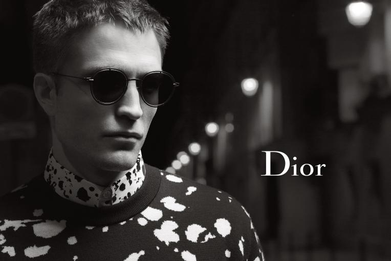 Robert Pattinson Dior Homme Spring 2017