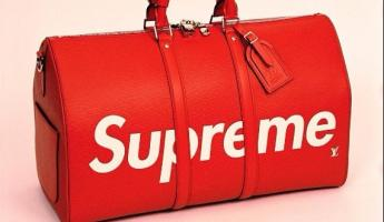 LV x Supreme