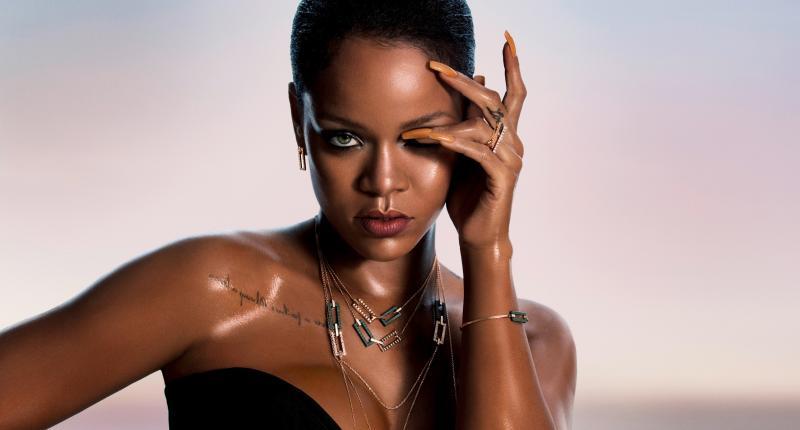 Rihanna x Chopard