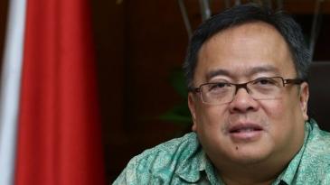 Bambang Brodjonegoro, Bappenas