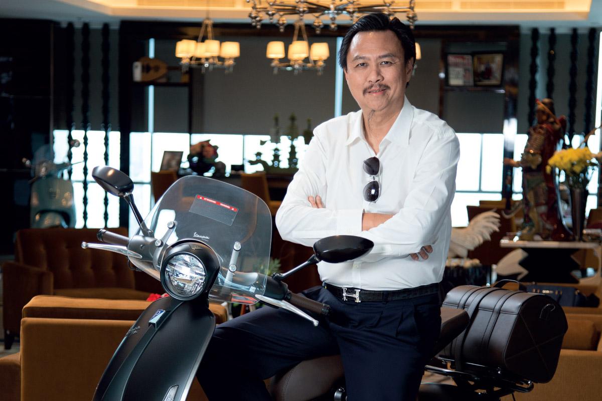 The Trailblazer: Hengky Setiawan