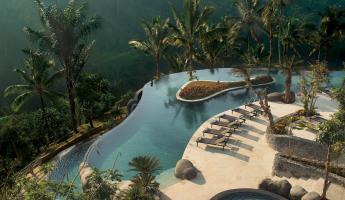 Infinity Pool, Padma Ubud